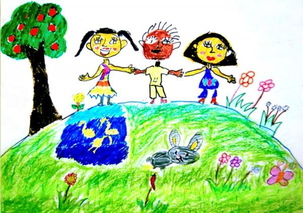 Картинки для детей к 8 лет